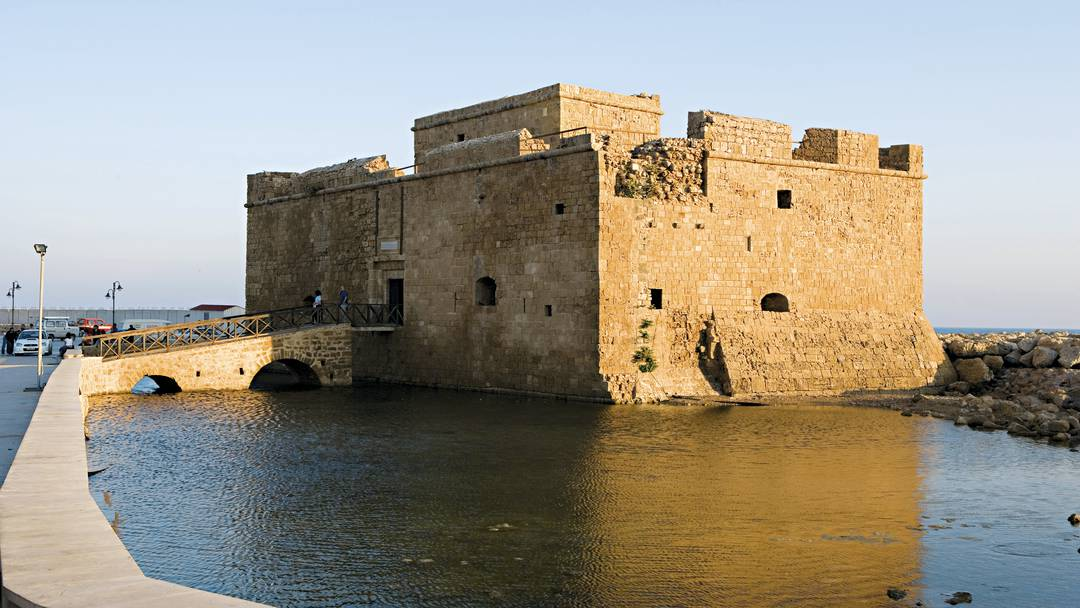 Fortress-paphos-cyprus1