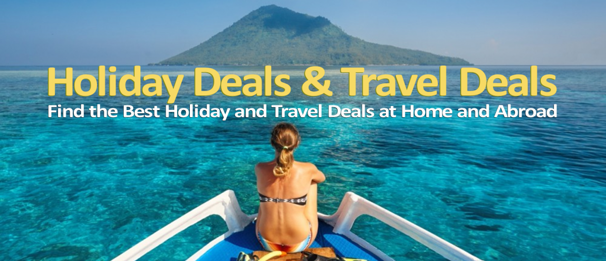 Holiday Deals & Travel Deals